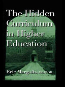 Book The Hidden Curriculum in Higher Education