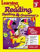 Learning Library Reading  Spelling    Grammar