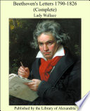 Beethoven s Letters 1790 1826  Complete