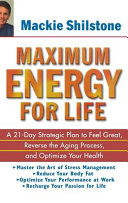 Maximum Energy for Life