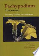 Pachypodium (Apocynaceae) Herbarium Material And Living Plants