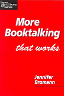 More Booktalking That Works book