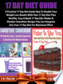 17 Day Diet Recipes For Blenders  Guide For Beginners