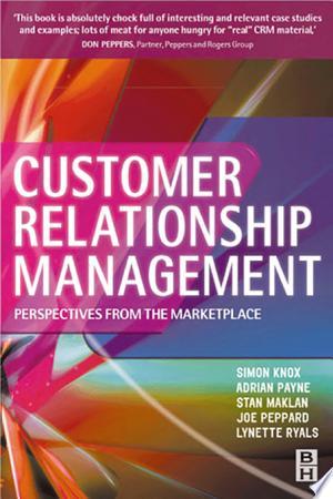 Customer Relationship Management - ISBN:9781136412493