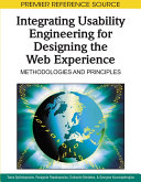 Integrating Usability Engineering for Designing the Web Experience: Methodologies and Principles