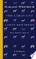 Vom Leben und Lesen der Tiere
