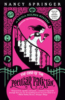 The Case Of The Peculiar Pink Fan Enola Holmes 4