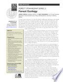 Forest Stewardship Series 3  Forest Ecology