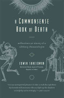 A Commonsense Book Of Death book