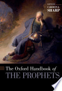 The Oxford Handbook of the Prophets Book PDF
