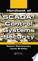Handbook of SCADA Control Systems Security