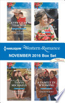 Harlequin Western Romance November 2016 Box Set