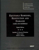 Equitable Remedies  Restitution and Damages
