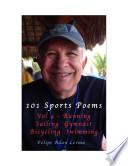 101 Sports Poems Vol 4 Running Bicycling Sailing Swimming Gymnast