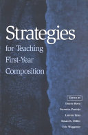 Strategies for Teaching First year Composition