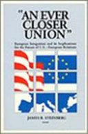 An Ever Closer Union