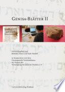 Genisa-Blätter II