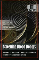 Screening Blood Donors