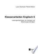 Klassenarbeiten Englisch 6