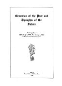 Memories of the Past and Thoughts of the Future