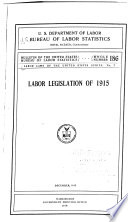 Labor Laws of the United States Series