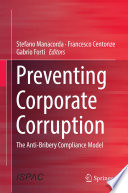 Preventing Corporate Corruption