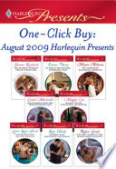 One Click Buy  August 2009 Harlequin Presents