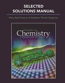 Selected Solutions Manual for Principles of Chemistry