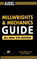 Millwrights   Mechanics Guide  5Th Ed