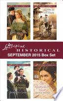 Love Inspired Historical September 2015 Box Set