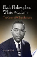 Black Philosopher  White Academy