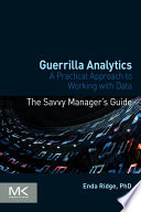 Guerrilla Analytics