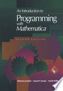 An Introduction to Programming with Mathematica