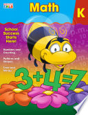 Math Workbook  Grade K