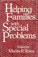 Helping Families with Special Problems