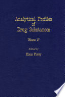 Profiles of Drug Substances  Excipients and Related Methodology
