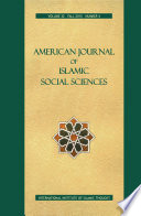 American Journal of Islamic Social Sciences 32 4