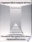 Standard Specialized Standard Operating Procedures For Periodontists