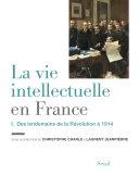 La littérature française, tome 1, dynamique et histoire