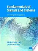 Fundamentals of Signals and Systems with CD ROM