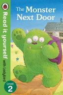 The Read It Yourself with Ladybird Monster Next Door