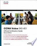 CCNA Voice 640 461 Official Cert Guide