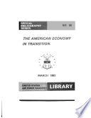 The American economy in transition
