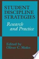 Student Discipline Strategies