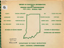 Report of Statistical Information for Indiana School Corporations