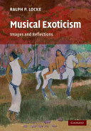 Musical exoticism : images and reflections