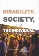 Disability  Society  and the Individual Book PDF