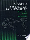 Modern Systems Of Government