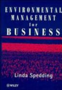 Environmental management for business
