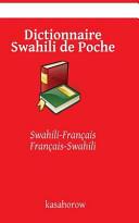 Dictionnaire Swahili de Poche